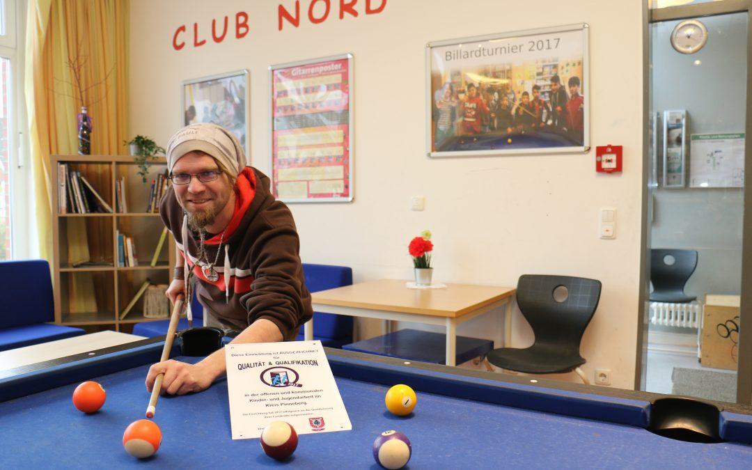 Ausgezeichnet für Qualität – Club Nord in Pinneberg